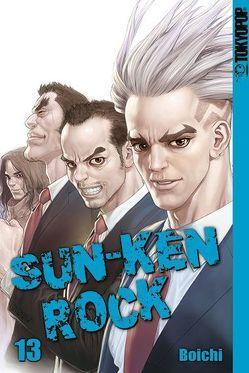 Sun-Ken Rock 13 von Boichi