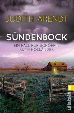 Sündenbock von Arendt,  Judith
