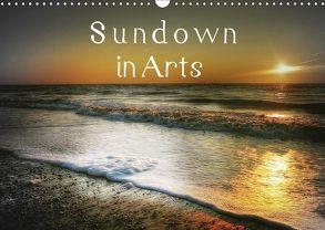 Sundown in Arts (Wandkalender 2018 DIN A3 quer) von - Uwe Vahle,  Kordula