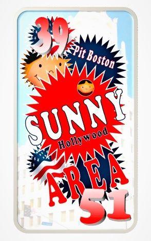 Sunny – AREA 51 von Boston,  Pit