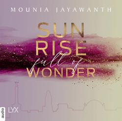 Sunrise Full Of Wonder von Jayawanth,  Mounia