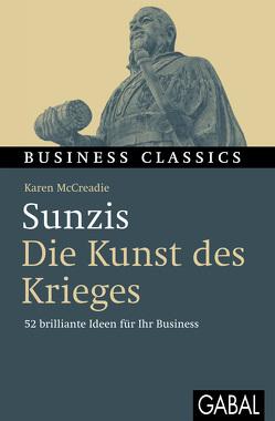 """Sunzis """"Die Kunst des Krieges"""" von Bertheau,  Nikolas, McCreadie,  Karen"""