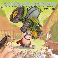 Supadupa-Schwein von Horeyseck,  Julian, Napp,  Daniel
