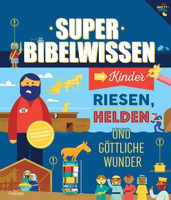 Super Bibelwissen von Green,  Heather, Hahn,  Jennifer, Hatfield,  Kyle, Hurst,  Brian