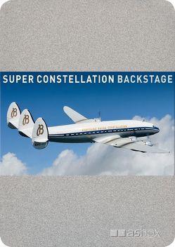 Super Constellation – Backstage, Postkartenbox von Frei,  Ernst