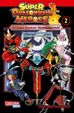 Super Dragon Ball Heroes 2 von Nagayama,  Yoshitaka, Suzuki,  Cordelia