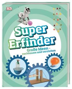 Super-Erfinder von Teichmann,  Prof. Dr.