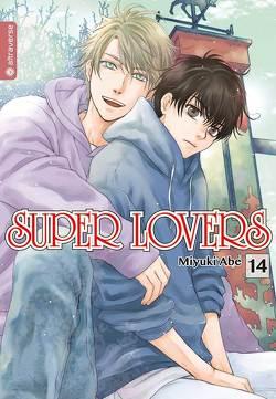 Super Lovers 14 von Miyuki,  Abe