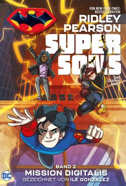 Super Sons von Gonzalez,  Ile, Pearson,  Ridley