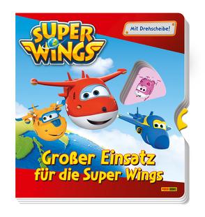 Super Wings: Großer Einsatz für die Super Wings von Weber,  Claudia