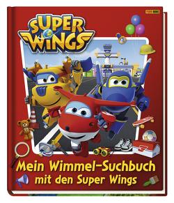 Super Wings: Mein Wimmel-Suchbuch mit den Super Wings von Panini