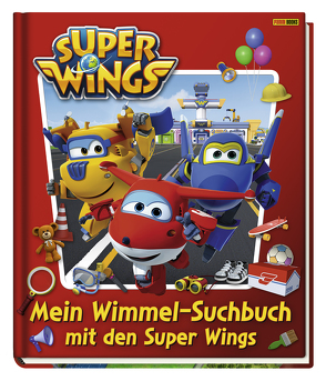 Super Wings: Mein Wimmel-Suchbuch mit den Super Wings