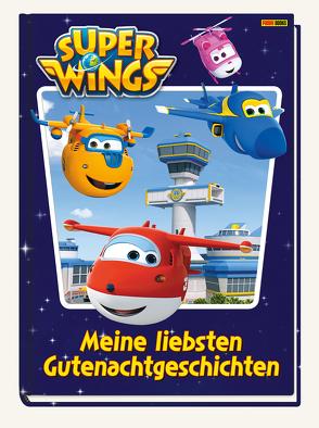 Super Wings: Meine liebsten Gutenachtgeschichten von Weber,  Claudia