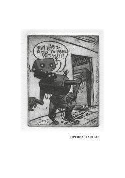 Superbastard #7 von Kramer,  Benedikt Maria
