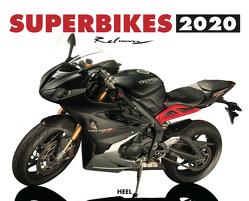 Superbikes 2020 von Rebmann,  Dieter (Fotograf)
