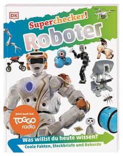 Superchecker! Roboter von Lepora,  Dr. Nathan