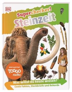 Superchecker! Steinzeit von Janulis,  Klint, Reit,  Birgit