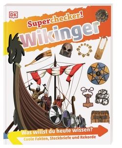 Superchecker! Wikinger von Lehmann,  Kirsten E., Steele,  Philip