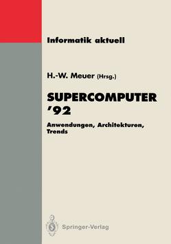 Supercomputer '92 von Meuer,  Hans-Werner