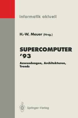 Supercomputer '93 von Meuer,  Hans-Werner