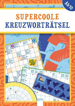 Supercoole Kreuzworträtsel von Deike