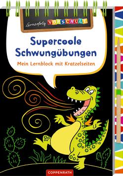 Supercoole Schwungübungen von Carstens,  Birgitt, Wagner,  Charlotte