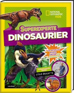Superexperte: Dinosaurier von Nargi,  Lela