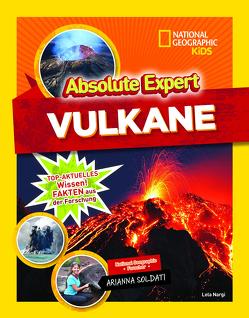 Superexperte: Vulkane von Nargi,  Lea