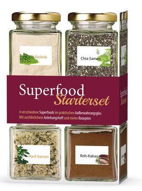 Superfood Starterset von Cordes ,  Monika, Lazar,  Claudia