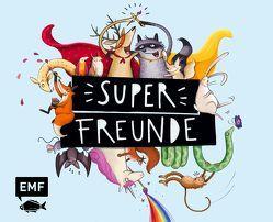 Superfreunde – Das Freundebuch von Vigh,  Inka