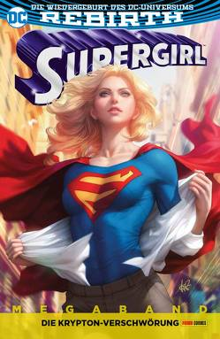 Supergirl Megaband von Andreyko,  Marc, Houser,  Jody, Maguire,  Kevin, Orlando,  Steve, Rocha,  Robson