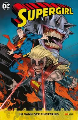Supergirl Megaband von Andreyko,  Marc, Pansica,  Eduardo