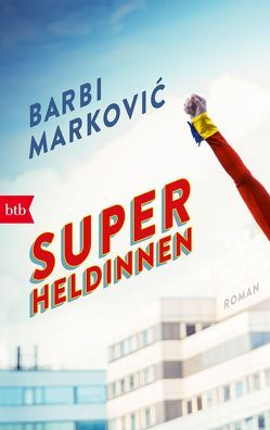 Superheldinnen von Markovic,  Barbi