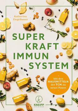 Superkraft Immunsystem von Ziegelbauer,  Katharina