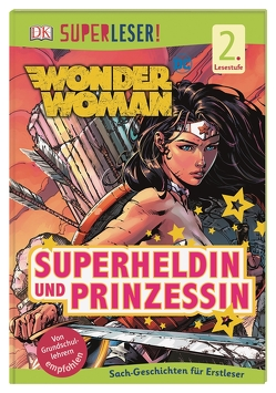 SUPERLESER! Wonder Woman Superheldin und Prinzessin von Marsham,  Liz