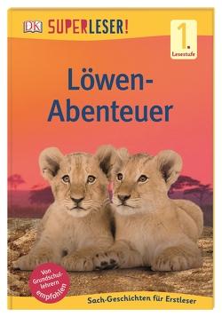 SUPERLESER! Löwen-Abenteuer