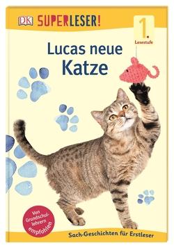 SUPERLESER! Lucas neue Katze von Drevenstedt,  Ute