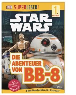 SUPERLESER! Star Wars™ Die Abenteuer von BB-8