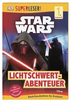 SUPERLESER! Star Wars™ Lichtschwert-Abenteuer
