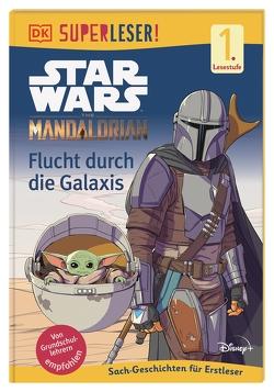 SUPERLESER! Star Wars The Mandalorian Flucht durch die Galaxis von Vitale,  Brooke