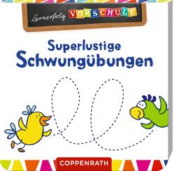 Superlustige Schwungübungen von Carstens,  Birgitt, Wagner,  Charlotte
