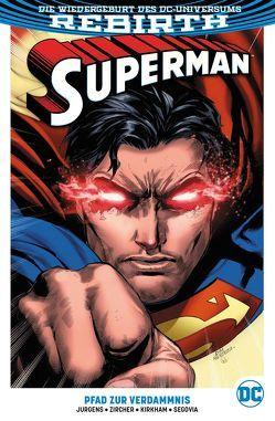 Superman von Gleason,  Patrick, Grummett,  Tom, Heiss,  Christian, Jurgens,  Dan, Kirkham,  Tyler, Mahnke,  Doug, Segovia,  Stephen, Tomasi,  Peter J., Zircher,  Patrick