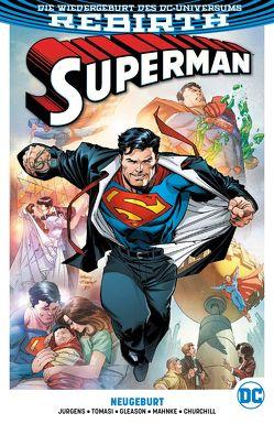Superman von Gleason,  Patrick, Jurgens,  Dan, Mahnke,  Doug, Segovia,  Stephen, Zircher,  Patrick