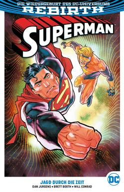 Superman von Booth,  Breet, Conrad,  Will, Heiss,  Christian, Jurgens,  Dan