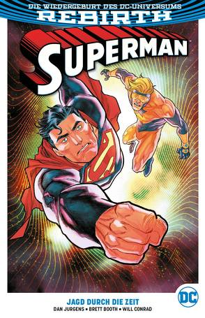 Superman von Booth,  Breet, Conrad,  Will, Heiss,  Christian, Jurgens,  Dan