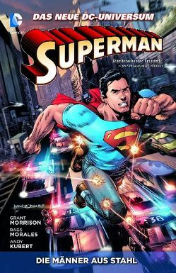 Superman von Anderson,  Brent, Ha,  Gene, Morales,  Rags, Morrison,  Grant, Walker,  Brad
