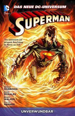 Superman von Fisch,  Sholly, Ha,  Gene, Hamner,  Cully, Morales,  Rags, Morrison,  Grant, Walker,  Brad