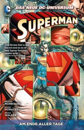 Superman von Fisch,  Sholly, Foreman,  Travel, Morales,  Rags, Morrison,  Grant, Sprouse,  Chris, Walker,  Brad