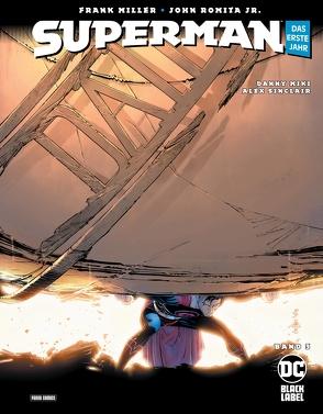 Superman: Das erste Jahr von Heiss,  Christian, Miller,  Frank, Romita Jr.,  John