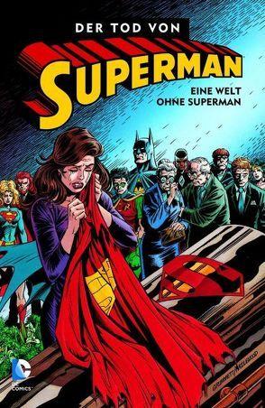 Superman: Der Tod von Superman von Jurgens,  Dan, Ordway,  Jerry